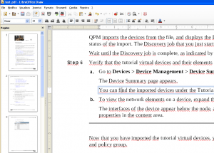 come modificare pdf gratis