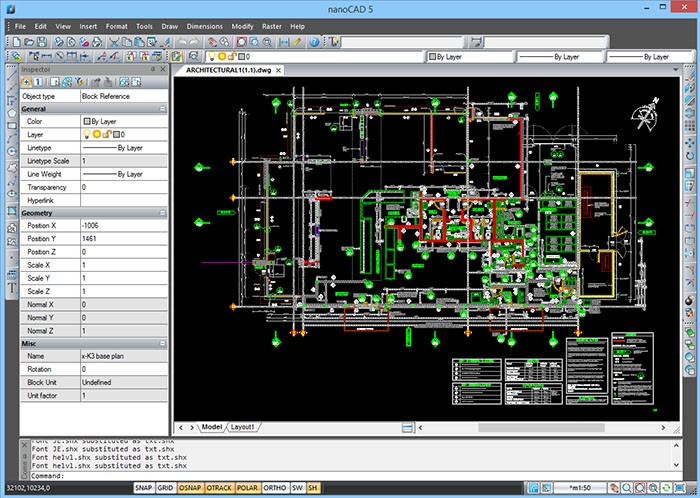Programmi per disegno tecnico alternative gratis a autocad for Turbocad templates free