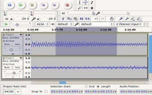 registrare audio pc gratis