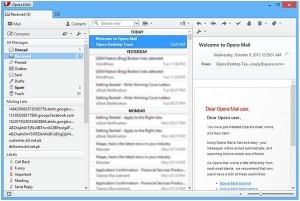 client mail
