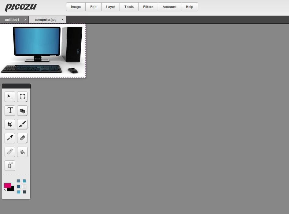programmi di modifica foto online