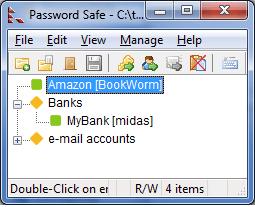 programmi per creare password