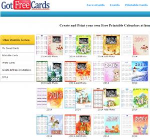 siti per creare un calendario