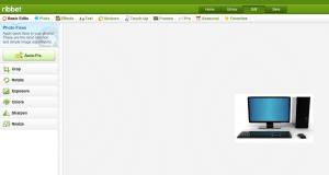 siti per modificare foto online