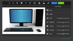 strumenti per modificare foto