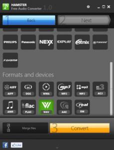 trasformare file audio gratis