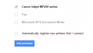 stampanti