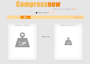 compressione foto