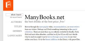 libri gratis in inglese