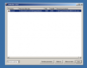 programmi per cancellare file bloccati