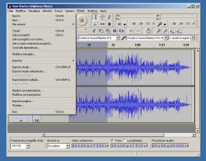 programmi per tagliare audio