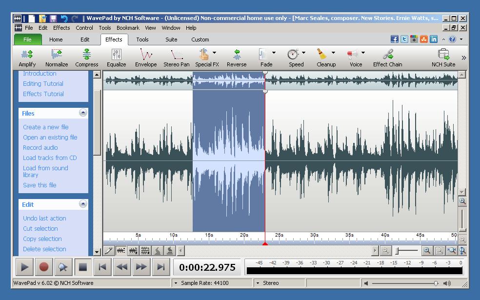 programma per tagliare musica mp3