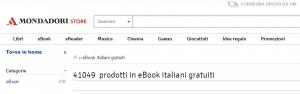 siti per scaricare ebook italiani