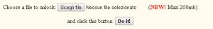 togleire protezione file pdf