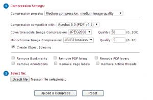 compressione pdf
