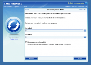 programmi per sincronizzare file