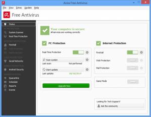 antivirus gratis da scaricare