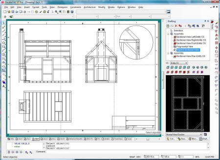 Programmi per disegno tecnico alternative gratis a autocad for Cad 3d free italiano