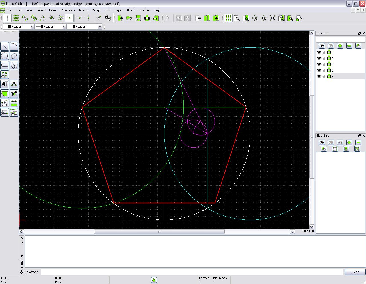 Programmi per disegno tecnico alternative gratis a autocad for Programmi per disegnare in 3d in italiano gratis