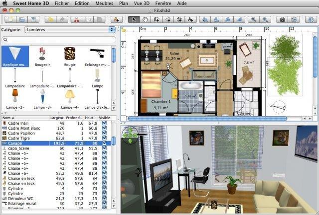 Programmi per arredare progettare e disegnare casa gratis for Programma per disegnare mobili