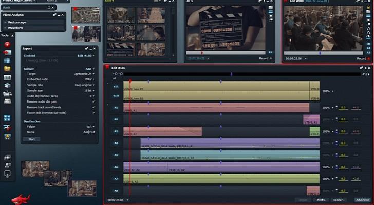Programmi per modificare e montare video gratis migliori for Programmi 3d free