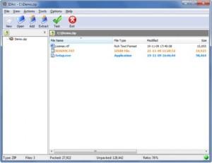 programma per aprire file zip