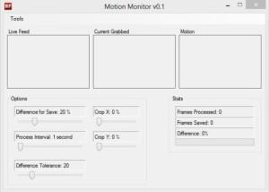 motion monitor