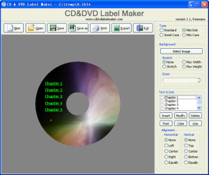 creazione etichette
