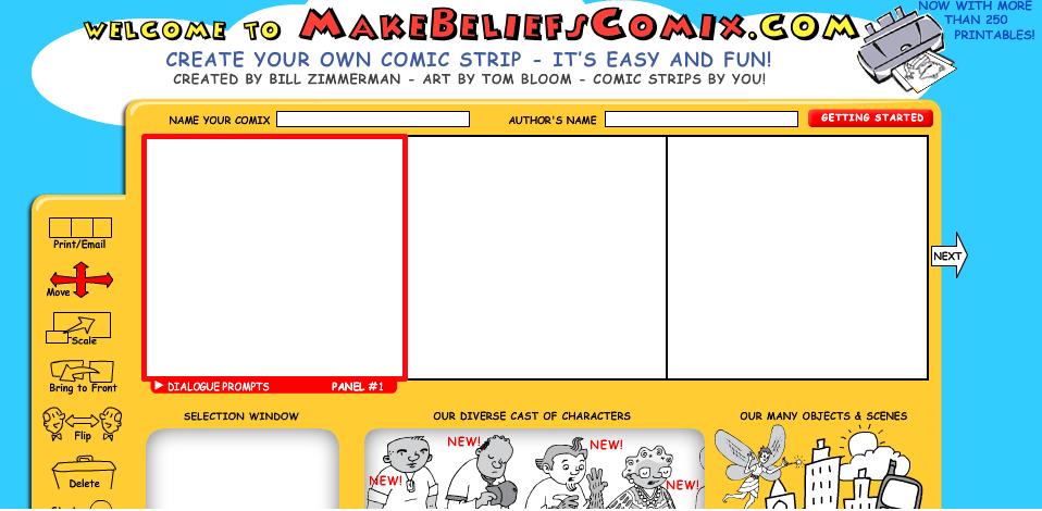 Migliori programmi e siti per disegnare fumetti for Sito per disegnare