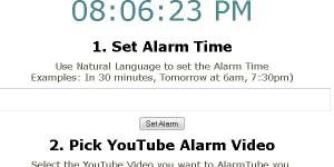 alarm tube