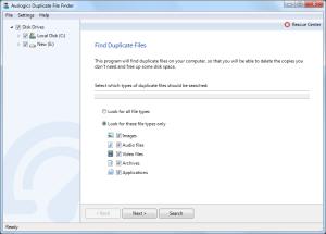 programmi per cancellare file duplicati