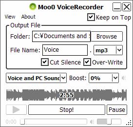 registrare musica