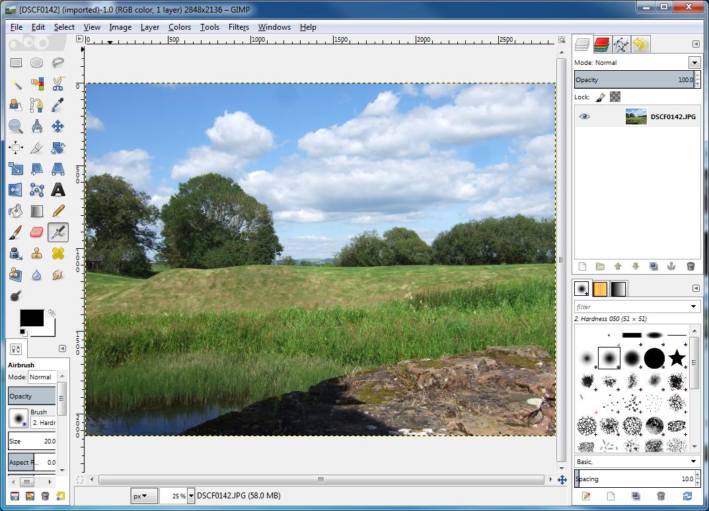 Migliori programmi per fotoritocco alternative a photoshop for Fotoritocco