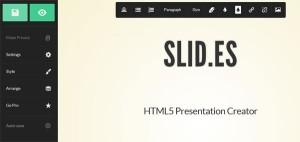presentazioni online